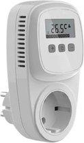 Plugin Thermostaat voor elektrische warmtebronnen - TC200