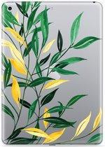 Apple iPad 9.7 Hoes Watercolor Flowers