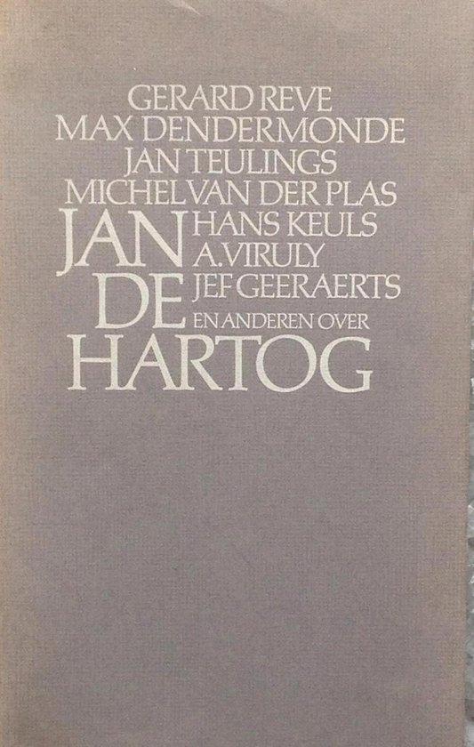 Over Jan de Hartog - Gerard Reve |