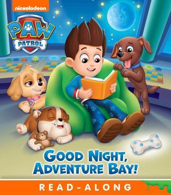 Boek cover Goodnight, Adventure Bay! (PAW Patrol) van Nickelodeon Publishing (Onbekend)