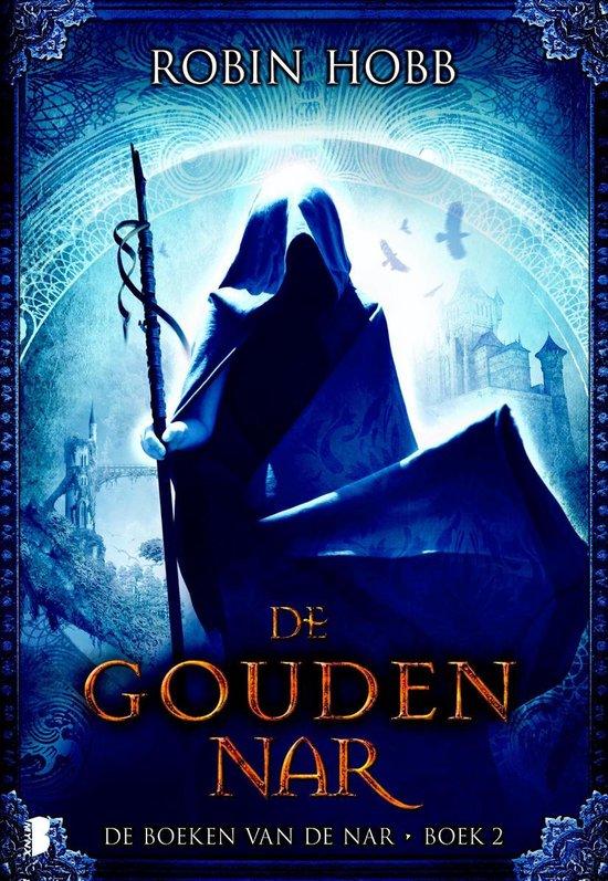 Cover van het boek 'Gouden nar'