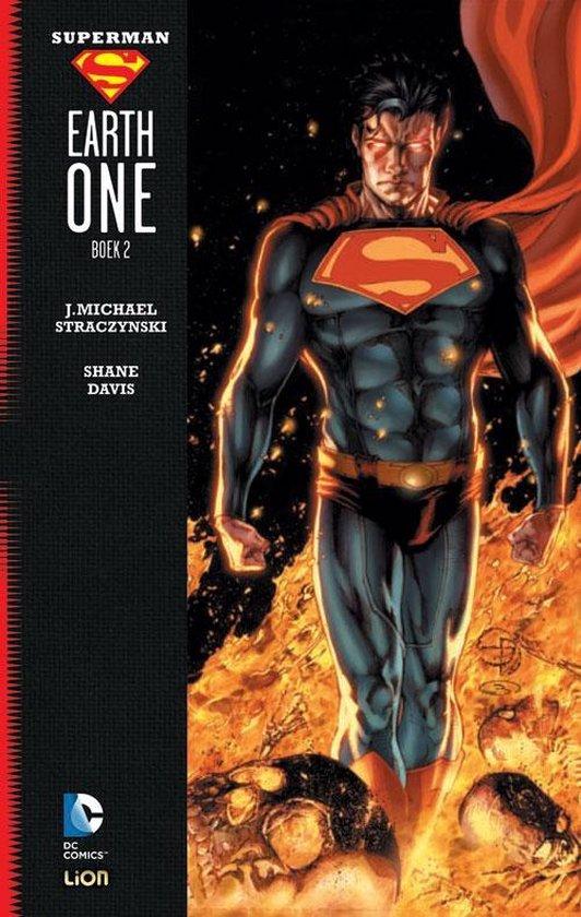 Superman earth one hc02. boek 2 - Shane Davis |