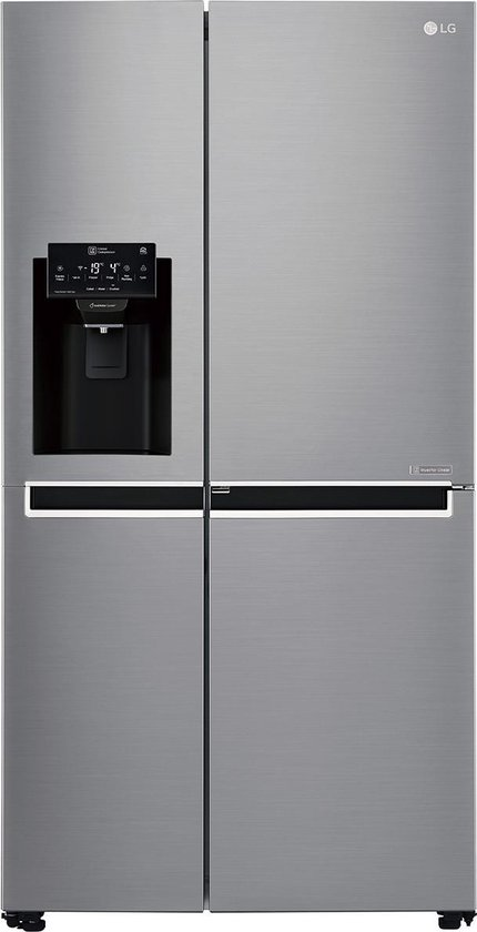 Koelkast: LG GSJ461DIDV A+ sr - Amerikaanse koelkast, van het merk LG