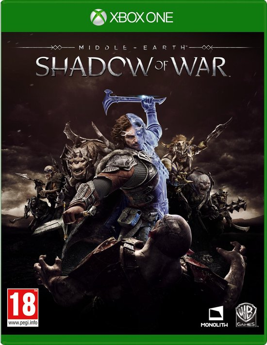 Middle-Earth: Shadow Of War - Xbox One - Warner Bros. Entertainment