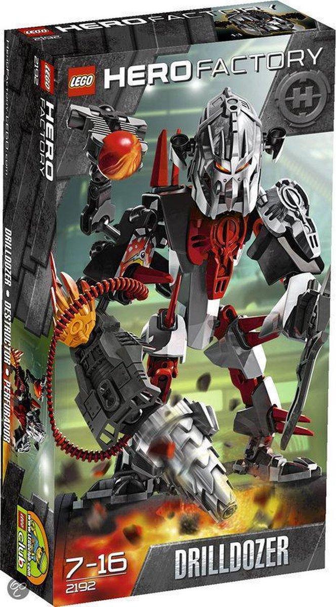 LEGO Hero Factory Drilldozer - 2192