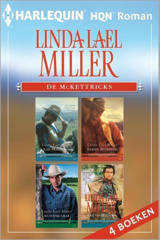 De McKettricks - eBundel met de complete miniserie - Linda Lael Miller |