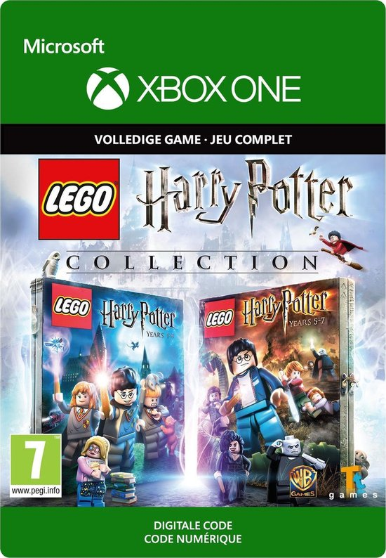 LEGO: Harry Potter Collection - Xbox One Download