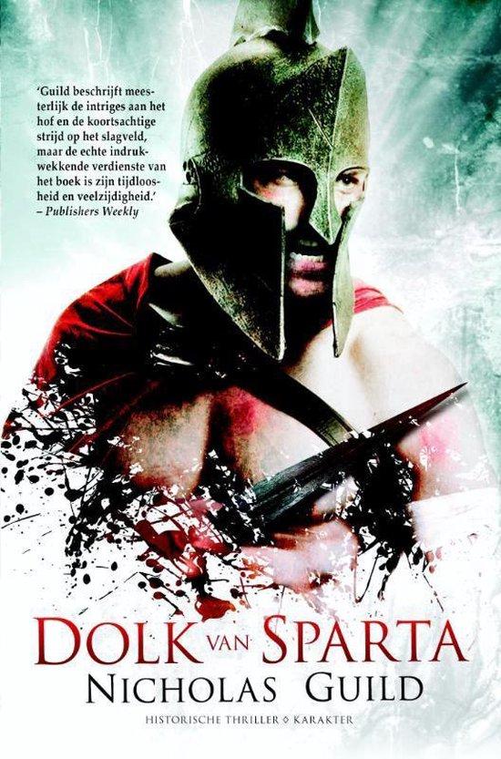 Dolk van Sparta - Nicholas Guild | Readingchampions.org.uk