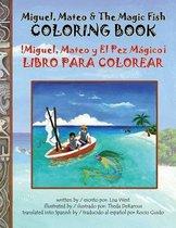 Miguel Mateo & The Magic Fish Coloring Book