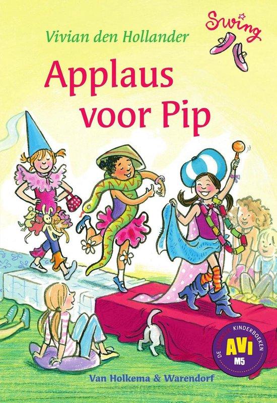 Applaus voor Pip - Vivian den Hollander pdf epub