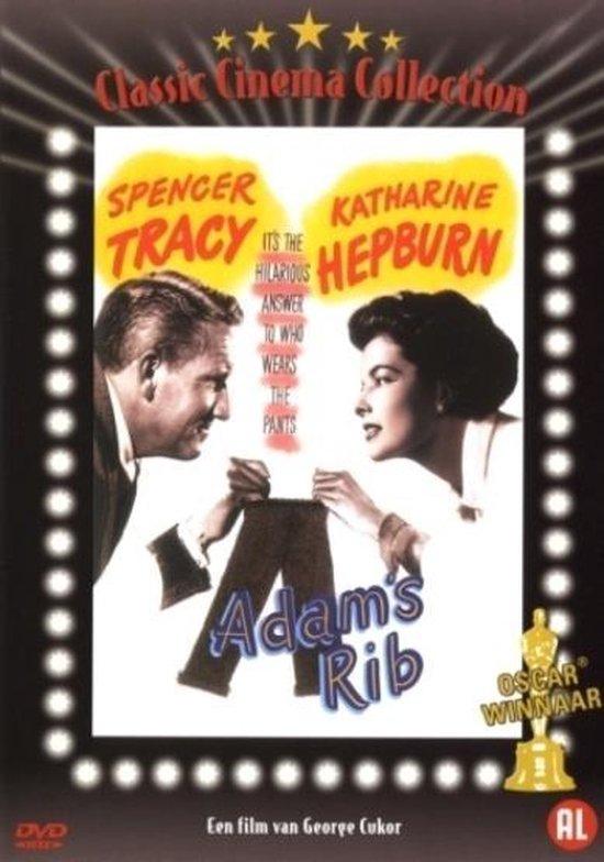 Cover van de film 'Adam's Rib'