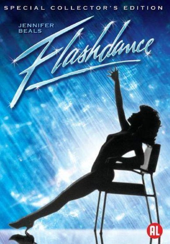 Cover van de film 'Flashdance'