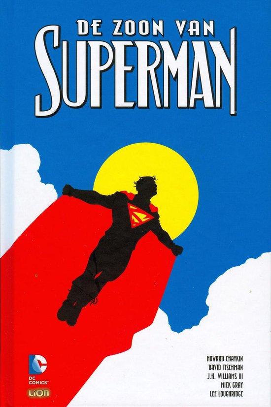 Superman de zoon van superman - Jh Williams |