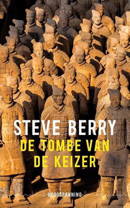 De tombe van de keizer (hoogspanning) - Steve Berry   Fthsonline.com