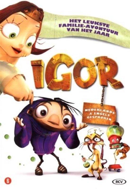 Cover van de film 'Igor'