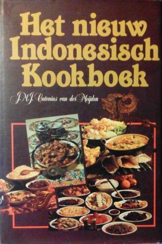 Nieuw indonesisch kookboek - J.M.J. Catenius-Van der Meyden pdf epub