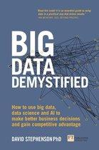 Big Data Demystified ePub