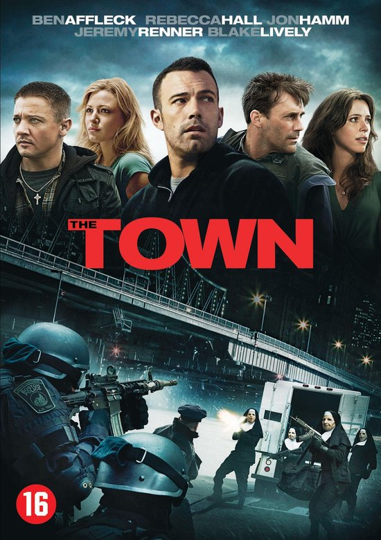 Cover van de film 'The Town'