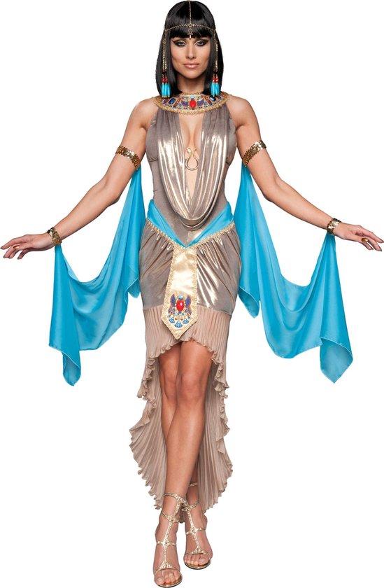 """""""Egyptische Koningin kostuum voor vrouwen - Premium - Verkleedkleding - XS"""""""