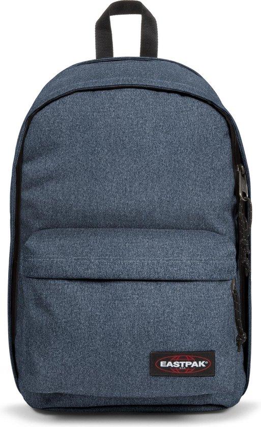 Eastpak Back To Work Rugzak 15 inch laptopvak - Double Denim