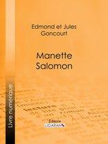 Omslag Manette Salomon