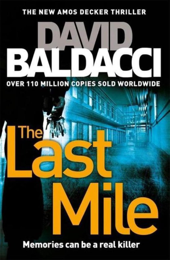Omslag van Last Mile