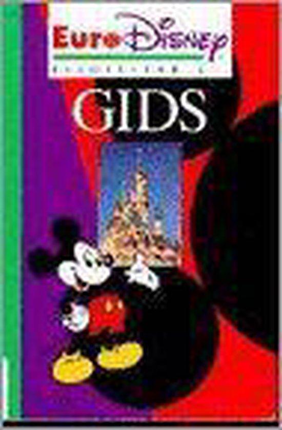 Euro disney resort paris gids - Disney |
