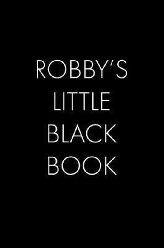 Robby's Little Black Book