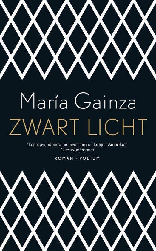 Zwart licht - Maria Gainza |