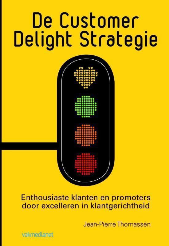 De customer delight strategie - Jean-Pierre Thomassen |