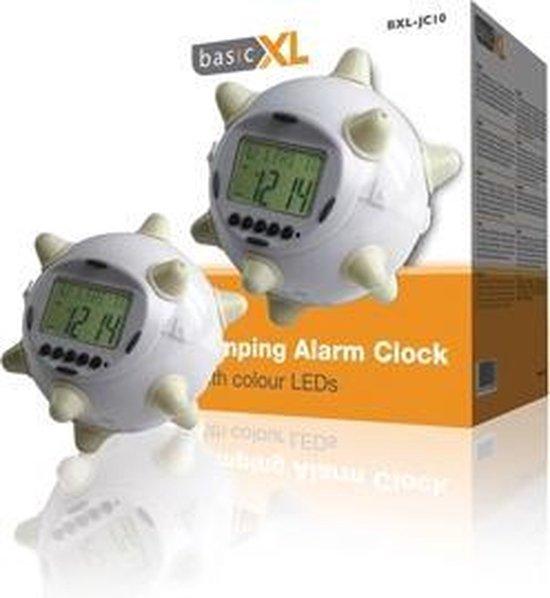 Basic XL, Springende Wekker