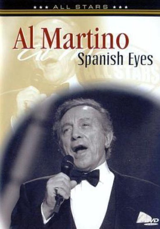 Cover van de film 'Al Martino - Spanish Eyes'