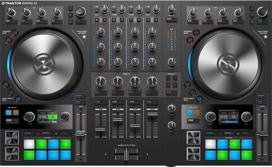 Native Instruments Kontrol S4 MK3 DJ Controller