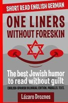 One Liners Without Foreskin.