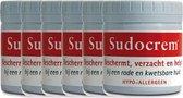 Sudocrem Billencreme Bij Luieruitslag Voordeelverpakking - 6 x 60 g