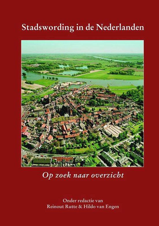 Middeleeuwse studies en bronnen 85 - Stadswording in de Nederlanden - H. van Engen | Fthsonline.com