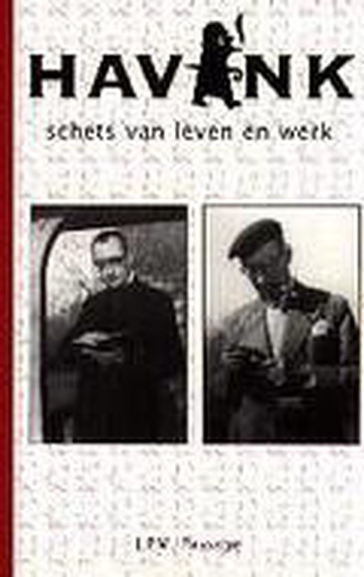 Cover van het boek 'Havank' van J.P.M. Passage