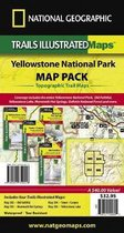 Yellowstone National Park, Map Pack Bundle