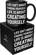 Quotable Mug Creating Yourself