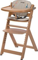 Safety 1st Timba with Cushion - Natural Wood/Happy Day - 2019
