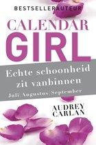 Calendar Girl - Echte schoonheid zit vanbinnen - juli/augustus/september