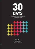 Boek cover 30 Days van Nicky Gumbel
