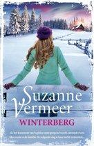 Boek cover Winterberg van Suzanne Vermeer