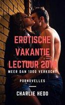 Erotische romans - Erotische Vakantielectuur 2018