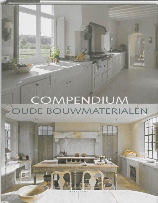 Compendium oude bouwmaterialen - W. Pauwels |