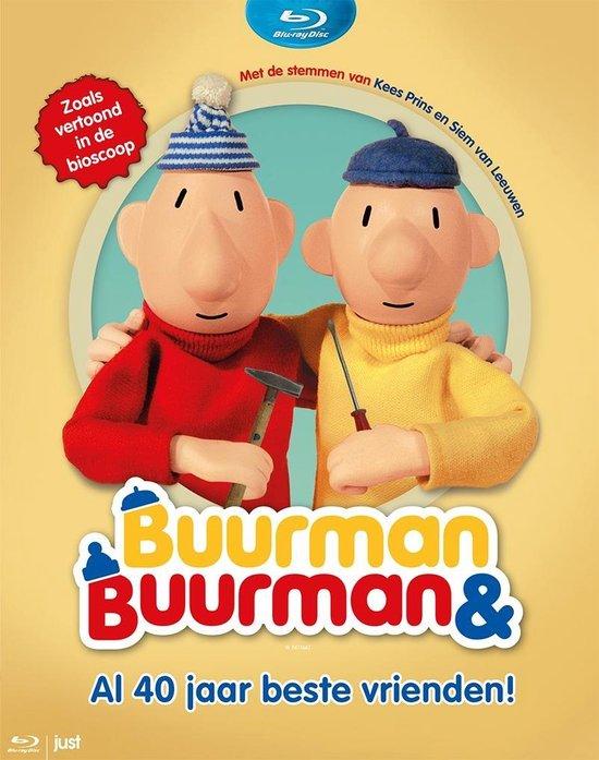 Buurman & Buurman – Al 40 Jaar Beste Vrienden! (De Film) (Blu-ray)