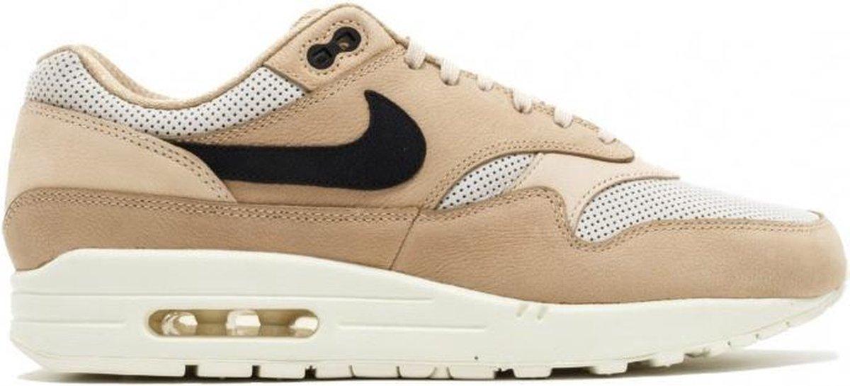 bol.com | Nike Sneakers Air Max 1 Pinnacle Dames Beige Maat 35,5