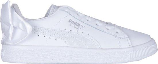 bol.com | Puma Sneakers - Maat 30 - Meisjes - wit