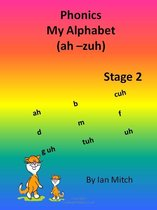 Omslag Phonics My Alphabet (ah - zuh)