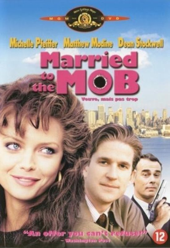 Cover van de film 'Married To The Mob'